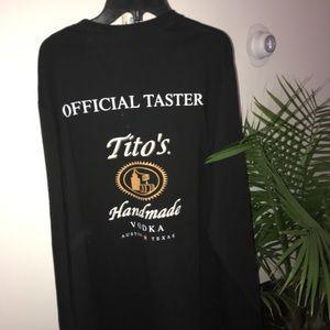 Titos Vodka Tee